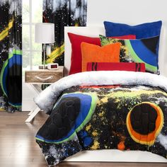 Found it at Wayfair - Out of This World Comforter Set