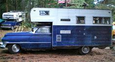 1951 Cadillac Camper