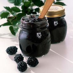 Chutney, Food Art, Blackberry, Tapas, Delish, Food And Drink, Cooking Recipes, Sweets, Homemade