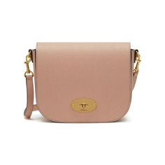 Shop the Small Darley Satchel in Rosewater Small Classic Grain at Mulberry.com.  The db6988577315a