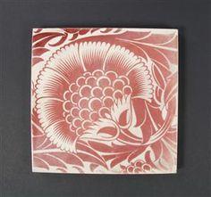 William de Morgan sunflower tile i have this one! Art Deco, Art Nouveau, Pre Raphaelite, Card Designs, Sunflowers, Painters, Tiles, Paper Crafts, Tapestry