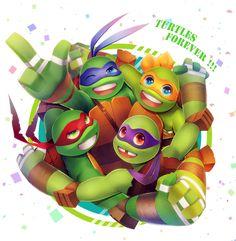 1767 Best Teenage Mutant Ninja Turtles images in 2019