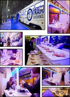 Lechaletdelaforet.mobi - (Tram Experience!) tram restaurant Brussels