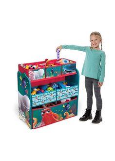 Delta Children Multi-bin Toy Organizer Disney pixar Finding Dory  080213053932 d1fd15b5e55f