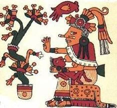 """XOCHIPILLI ( """"flower prince"""") 
