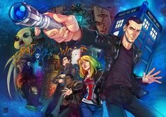 Dr Who Art. 9.