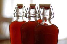 How To: Homemade Pomegranate Liqueur