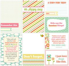 """Hi there! Second post of the day! Yay! Popping in again because Crystal just posted some new, cute goodies in her shop! They coordinate with our Color Combo No. 4 – 42 Printables kit. In the huge kit you get:You can purchase the printables kit HERE or the digital elements kit HERE. Both are on sale for $8! Here are the new printables that Crystal just put in her shop: The above beautiful pages are by the super talented, Charla. Check out her gorgeous blog HERE. These """"Polaroid Templates"""" are…"""