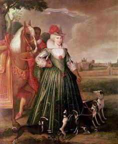 Portrait of Anne of Denmark, Queen of England. By Paul van Somer the Elder, Framed Art Prints, Painting Prints, Canvas Prints, Anne Of Denmark, Denmark House, House Of Stuart, Amor Animal, Queen Of England, Leonid Afremov Paintings