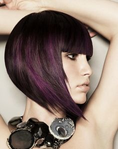 Hairstyles: Edgy is Trendy | Brazilian Signature - Our Blog -