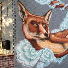 Argosy - East Atlanta - Paintings - Murals - Street Art