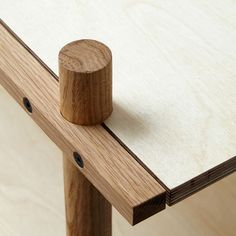 New Plywood Furniture Detail Table Legs Ideas Plywood Furniture, Cool Furniture, Furniture Design, Furniture Movers, Plywood Interior, Furniture Plans, Joinery Details, Wood Joints, Into The Woods