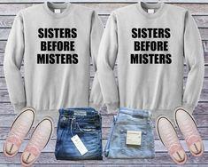 Bestfriend Shirts T-Shirts Best Friend Shirts, Sister Shirts, Big Little Shirts, Matching Couples, Hoodies, Sweatshirts, Twin, Sisters, Sweaters For Women