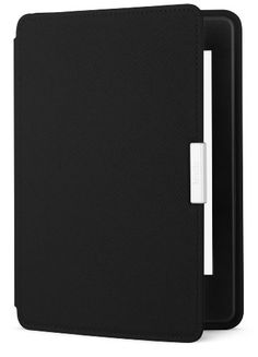 nice Amazon Kindle Paperwhite Leather Cover, Onyx Black  [will only fit Kindle Paperwhite (5th and 6th Generation)]