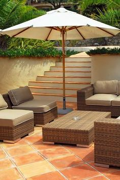 Tips To Maintain Your Modern Rattan Outdoor Furniture