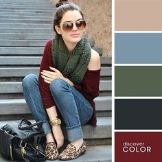 Color-Block Fashion by Alena Gordon Colour Combinations Fashion, Color Combinations For Clothes, Fashion Colours, Colorful Fashion, Color Combos, Color Schemes, Colourful Outfits, Trendy Outfits, Cool Outfits