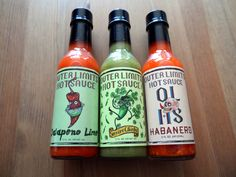 Outer Limits Hot Sauce is focused on crafting delicious hot sauce with fresh, all natural ingredients! Currently offering Habanero and Jalapeno Lime.