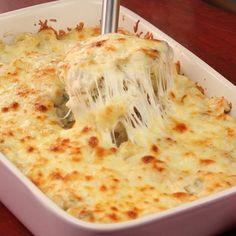 Cookbook Recipes, Pasta Recipes, Dessert Recipes, Dinner Recipes, Cooking Recipes, Dinner Ideas, Desserts, Orzo, Greek Recipes