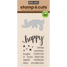 Hero Arts - Stamp