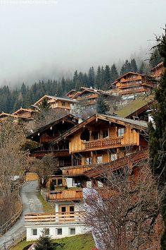 Alpbach, Austria: A Family Ski Destination In The Alps
