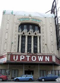Spent many Sunday nights here. Uptown Theater, Chicago saw more than one concert here.