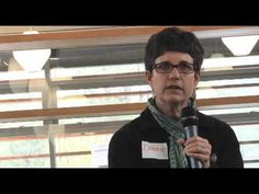 Debbie Raphael (Director of the California Department of Toxic Substance Control), speaks to the finalists at Green University Pilot, University, California, Green, Pilots, Colleges, Community College, Remote