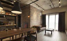新竹 24 坪 Loft 工業風公寓 - DECOmyplace