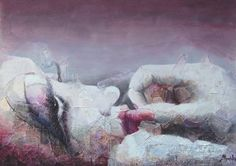 "Saatchi Art Artist José Luis Almeida; Painting, ""A AÑOS LUZ"" #art"