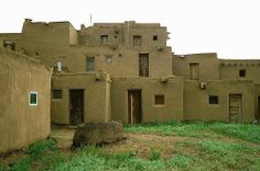 old mexican adobe houses - Google Search