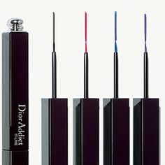 Beauty Bag Must-Have: Dior's Addict It-Line: This eyeliner is ONLY available online right now, ladies! #SELFmagazine