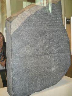 British Museum: Stele di Rosetta