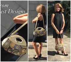 The Layla Bag – PDF Sewing Pattern