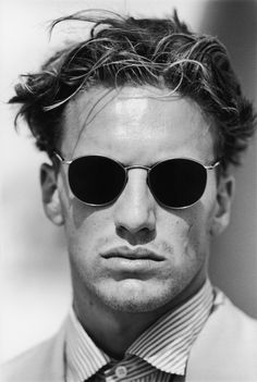 Armani eyewear, Peter Lindbergh