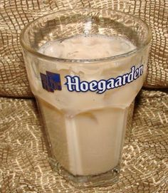 Butterscotch Candy (Mixed Drink)  1 ounce butterscotch schnapps  1 ounce Creme de Cacao (brown)  1/2 cup milk  ice