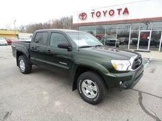 LAST CHANCE -> 2013 #Toyota #Tacoma TRD-Off Road http://ift.tt/295G4d5