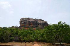 Sigiriya Rock in Sri Lanka 🇱🇰 Travel Memories, Sri Lanka, Mount Rushmore, Mountains, Rock, Nature, Instagram, Naturaleza, Locks