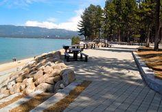 South Lake Tahoe Cabin - Directly across the street from El Dorado Beach