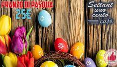 Pranzo Di Pasqua Da Settantunocento Cafè http://affariok.blogspot.it/