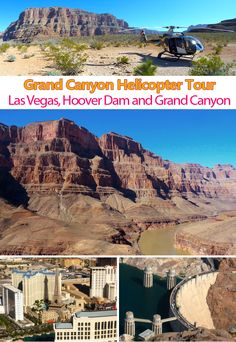 Looking for an exciting way to see the Grand Canyon and Hoover Dam? See pics and details of our experience on a Grand Canyon helicopter tour from Las Vegas. Grand Canyon Arizona, Vegas To Grand Canyon, Grand Canyon Vacation, Grand Canyon Railway, Grand Canyon Train, Grand Canyon Helicopter Tour, Best Grand Canyon Hotels, Grand Canyon Tours, Wedding