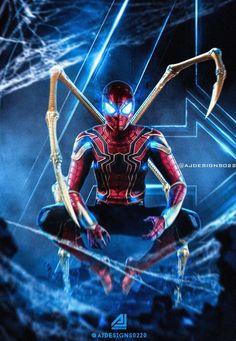 Marvel Fanart, Marvel Comics, Marvel Heroes, Marvel Avengers, Spiderman Art, Amazing Spiderman, Spiderman Wallpapers, Univers Marvel, Marvel Wallpaper