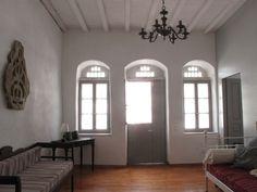 Maison de vacance à Pyrgos. Tout confort pour 4 à 6 personnes