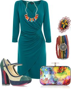 """Untitled #14"" by wdnaija on Polyvore"