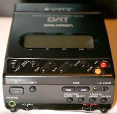 Sony Dat 006E