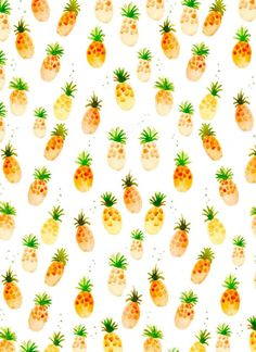 Sonia Cavellini - Pineapples