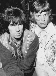gimmethestones-deactivated20150:  The Glimmer Twins, 1967. © Photographed by Michael Cooper.