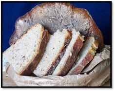 Pane a Km 0 - Senatore Capelli a lievitazione naturale prodotto con semola di grano duro integrale macinata a pietra!