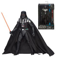 Star Wars The Black Series Darth Vader 6-Inch Action Figure