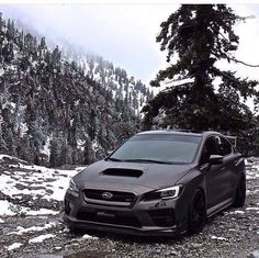 Don't normally like sportier looking cars, but this Subie is great.