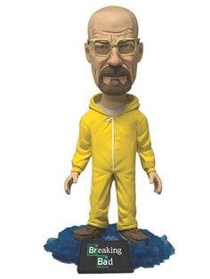 Cabezón Breaking Bad. Walter White, 15cm, Mezco Toyz