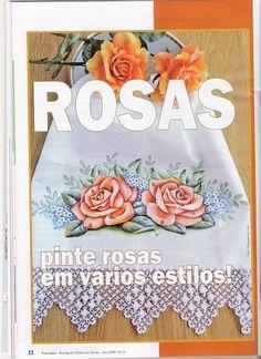 Pinceladas Nº19 - Alice Pinto - Álbuns da web do Picasa